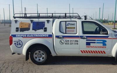 Hacemos la reparación de grupos electrógenos en Málaga