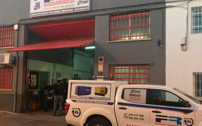 Servicios de alquiler de grupos electrógenos en Ceuta