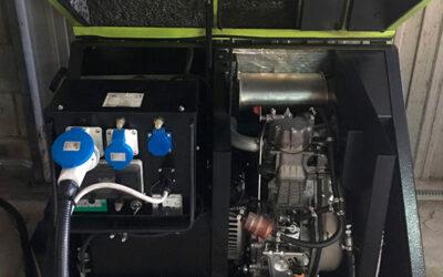 Sobre nuestro servicio de reparación de generador eléctrico